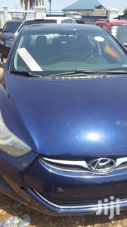 Hyundai Elantra 2013 Blue | Cars for sale in Greater Accra, Apenkwa
