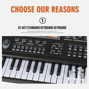 61 Keys Black Digital Music Electronic Keyboard   Toys for sale in Eastern Region, Suhum/Kraboa/Coaltar