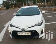 Toyota Corolla 2017 White   Cars for sale in Greater Accra, Achimota