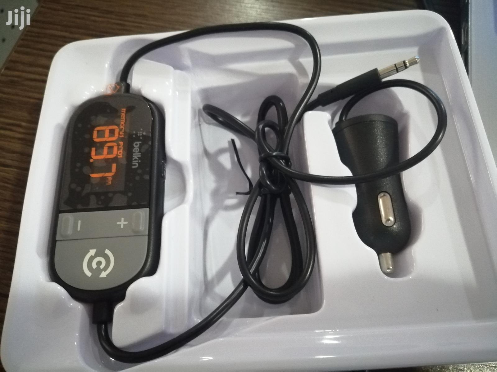 Belkin Car FM Transmitter
