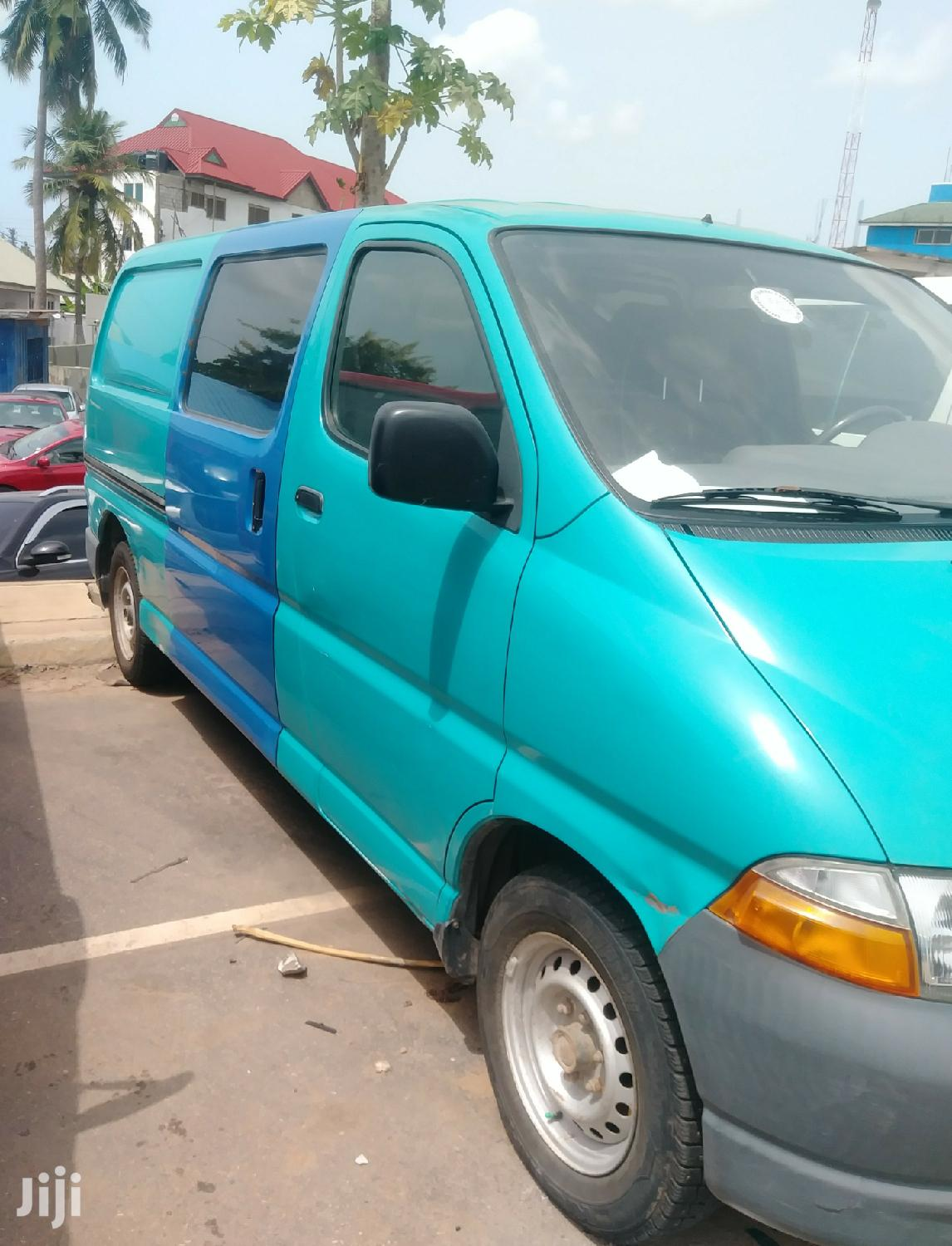 Toyota Hiace 2012 White | Buses & Microbuses for sale in Achimota, Greater Accra, Ghana