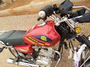 2019 Red | Motorcycles & Scooters for sale in Northern Region, Chereponi