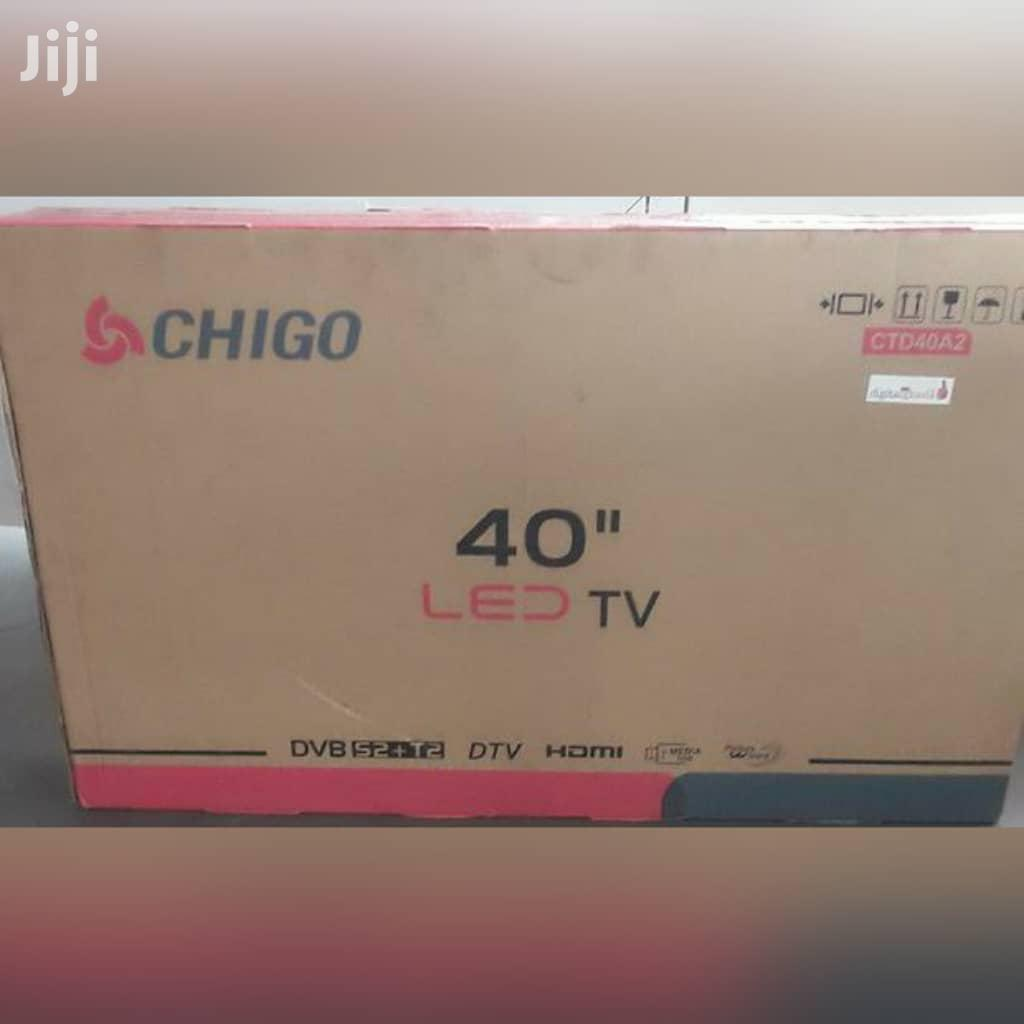 Chigo 40 Inches Digital Satellite Tv Led