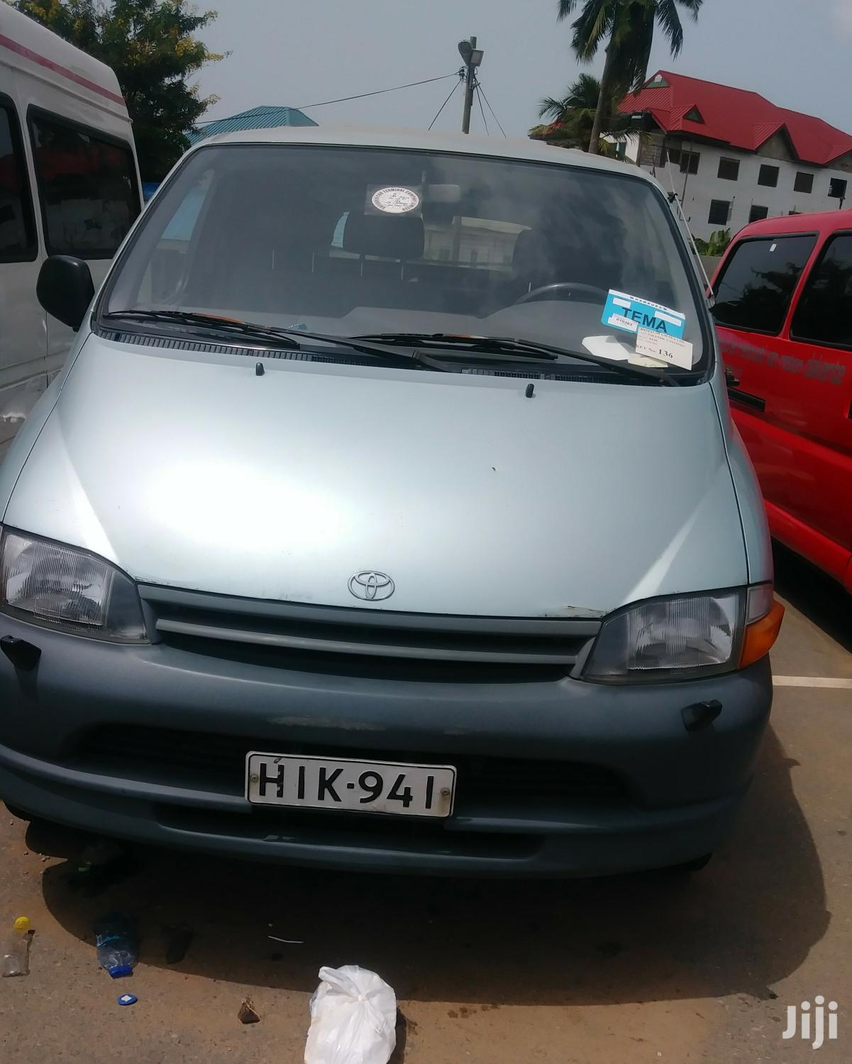 Toyota Hiace 2012 | Buses & Microbuses for sale in Achimota, Greater Accra, Ghana