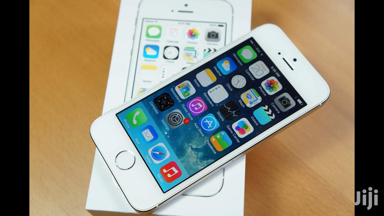 New Apple iPhone 5s 32 GB White | Mobile Phones for sale in Accra Metropolitan, Greater Accra, Ghana