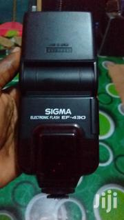Sigma Electronic Flash Ef-430 | Photo & Video Cameras for sale in Greater Accra, Kwashieman