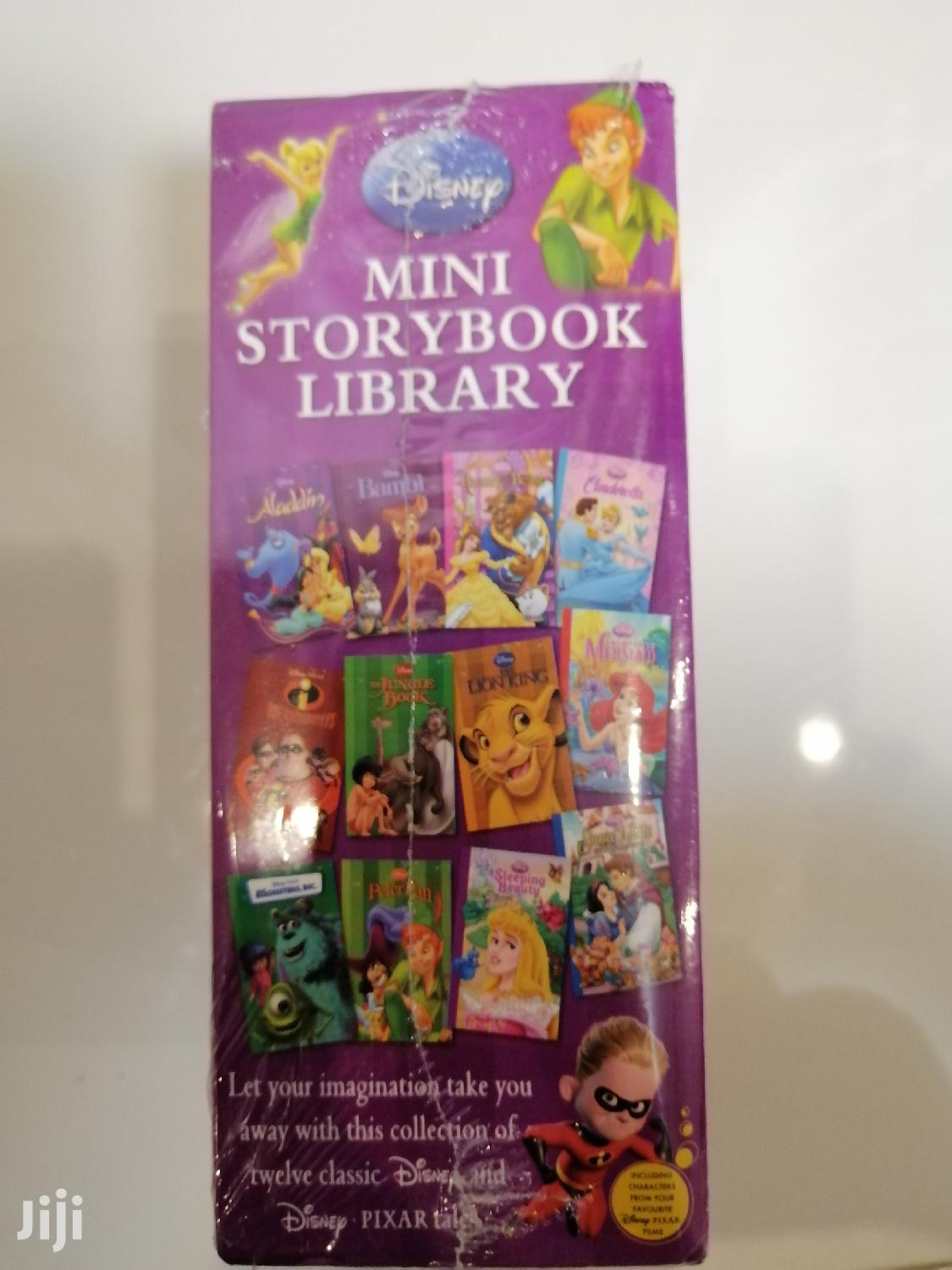 Archive: Story Books