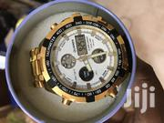 Gold Quamer With White Interior | Watches for sale in Greater Accra, Accra Metropolitan