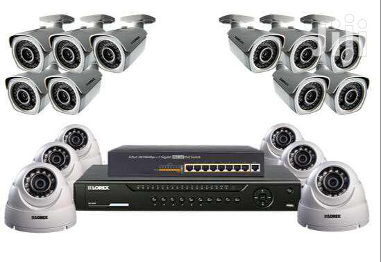 CCTV Camera Installation | Building & Trades Services for sale in Roman Ridge, Greater Accra, Ghana