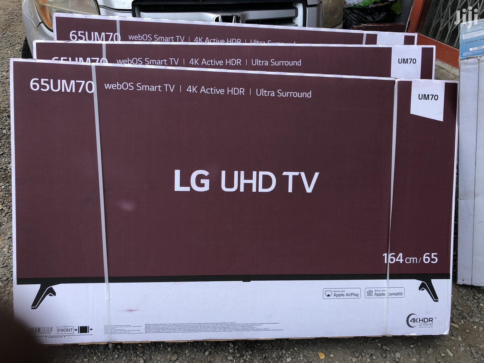 """LG 65"""" Ultra HD ,4K With Apple Airplay"""
