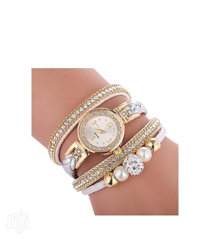 Wrap Bracelet Diamond Watches