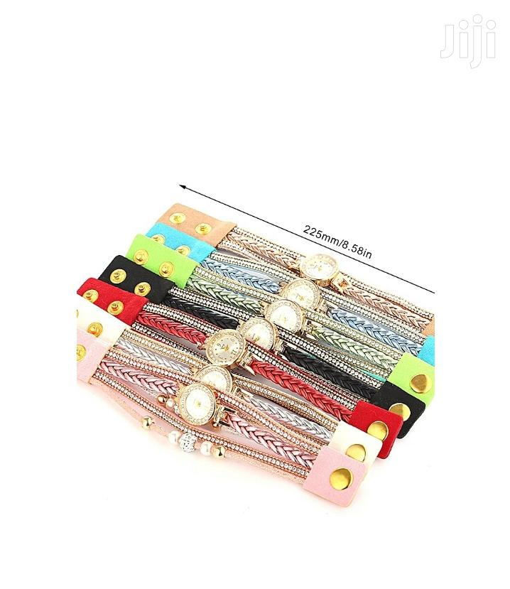 Wrap Bracelet Diamond Watches | Watches for sale in Nungua East, Greater Accra, Ghana