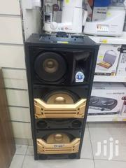 Speaker With Microphone | Audio & Music Equipment for sale in Greater Accra, East Legon