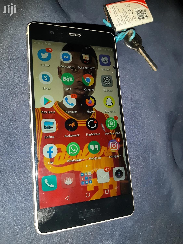 Archive: Huawei P9 Plus 64 GB Silver