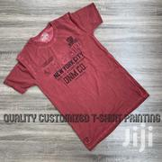 Quality Customized T-shirt Ptinting | Printing Services for sale in Greater Accra, Ga East Municipal