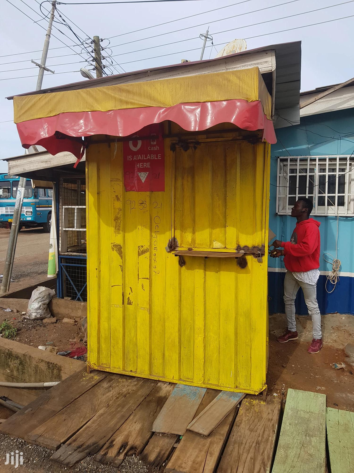 Container For Long Lease /Sale | Commercial Property For Sale for sale in Nungua East, Greater Accra, Ghana