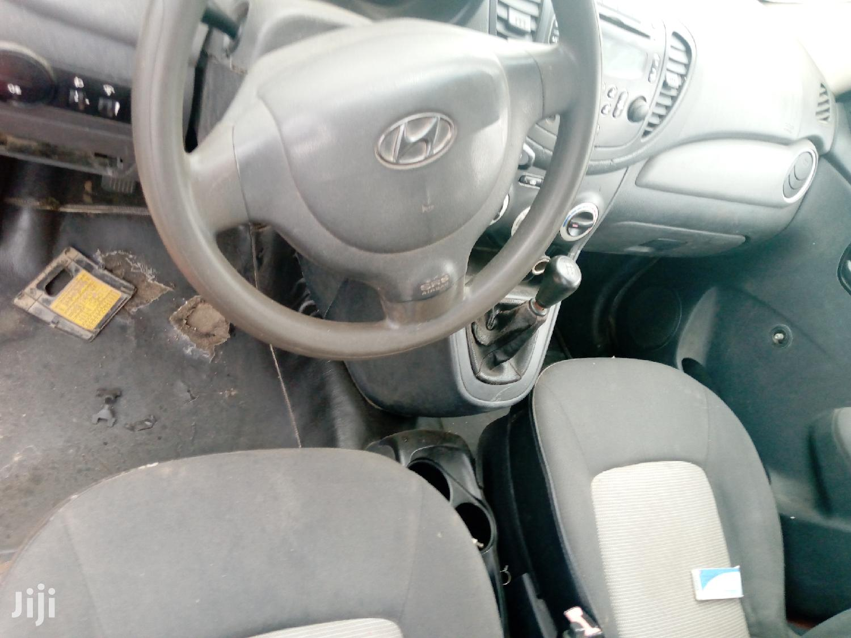 Hyundai i10 2012 1.2 Purple | Cars for sale in Effutu Municipal, Central Region, Ghana