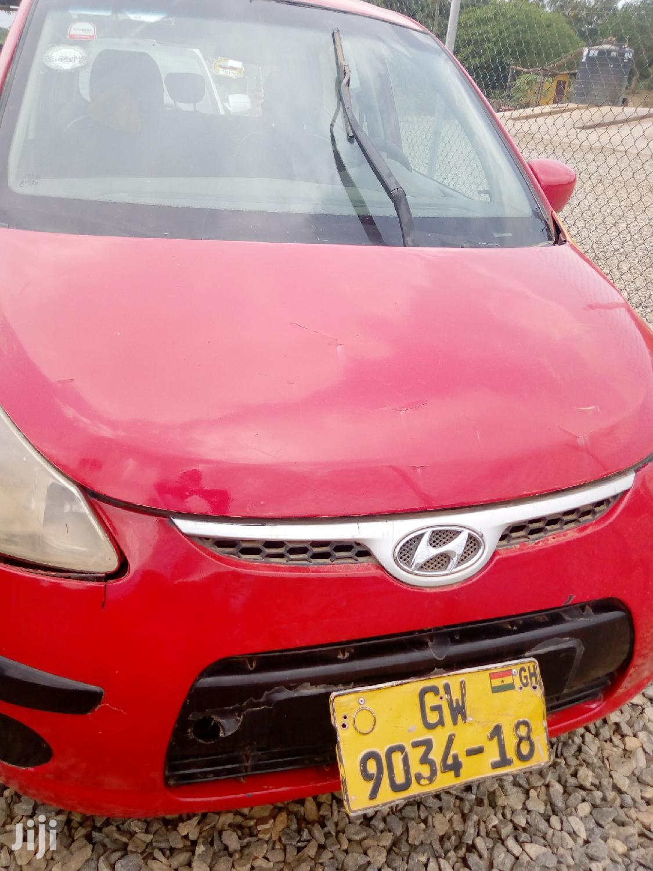 Hyundai i10 2012 1.2 Purple