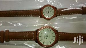 Double Lover Wrist Watch