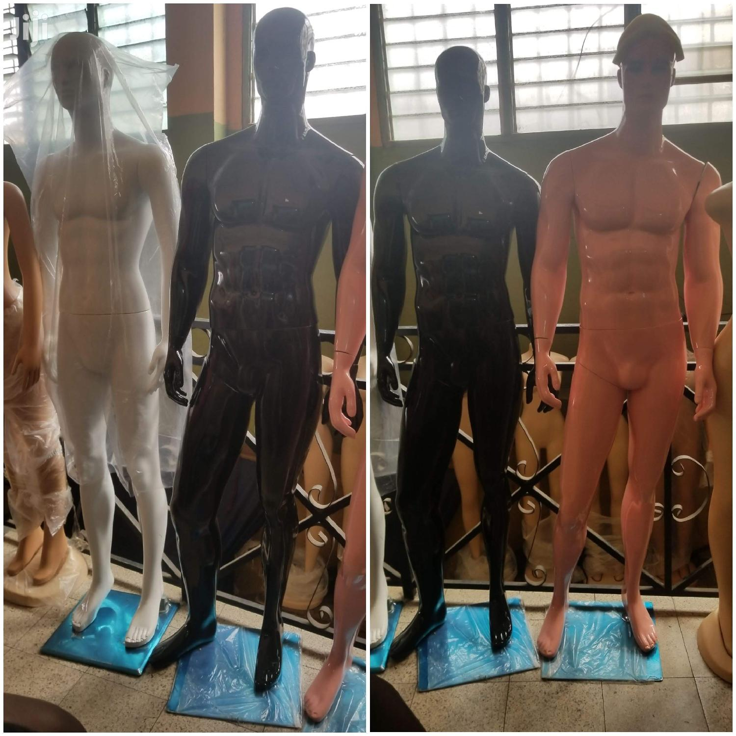 Male Mannequins/ Male Dummies | Store Equipment for sale in Accra Metropolitan, Greater Accra, Ghana
