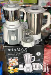 Minmax Stainless Steel Blender   Kitchen Appliances for sale in Greater Accra, Teshie new Town