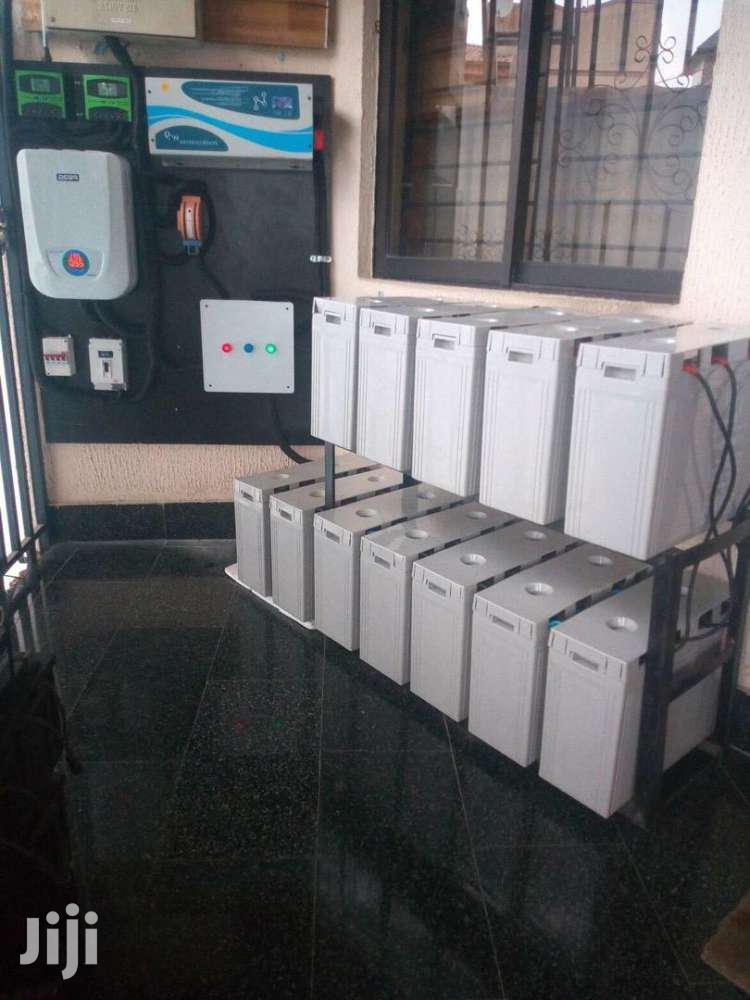 Free Electricity Power(Solar Energy) | Solar Energy for sale in Ashaiman Municipal, Greater Accra, Ghana