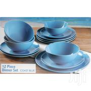 Coast Blue 12 Piece Dinner Set | Kitchen & Dining for sale in Greater Accra, East Legon