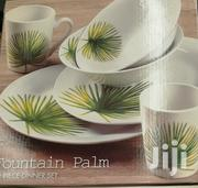 Fountain Palm 12 Piece Dinner Set | Kitchen & Dining for sale in Greater Accra, East Legon