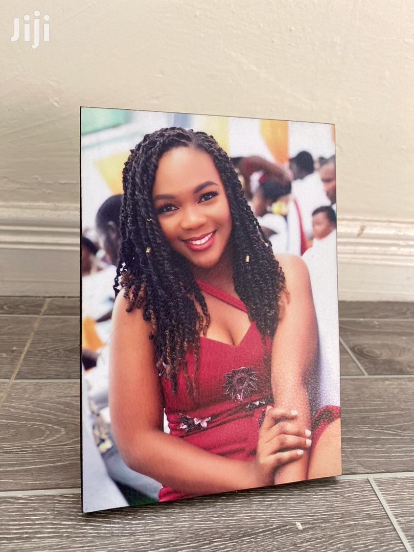 Picture Wood Frames | Printing Services for sale in Alajo, Greater Accra, Ghana