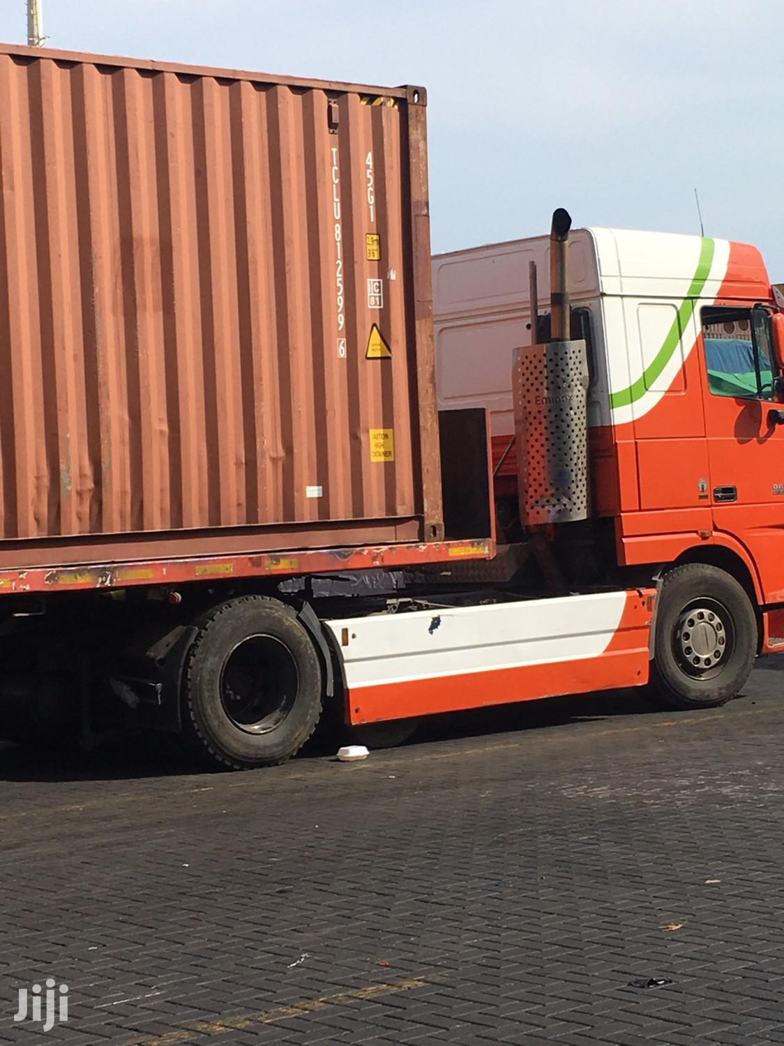 Clearing Agent | Logistics Services for sale in Tema Metropolitan, Greater Accra, Ghana