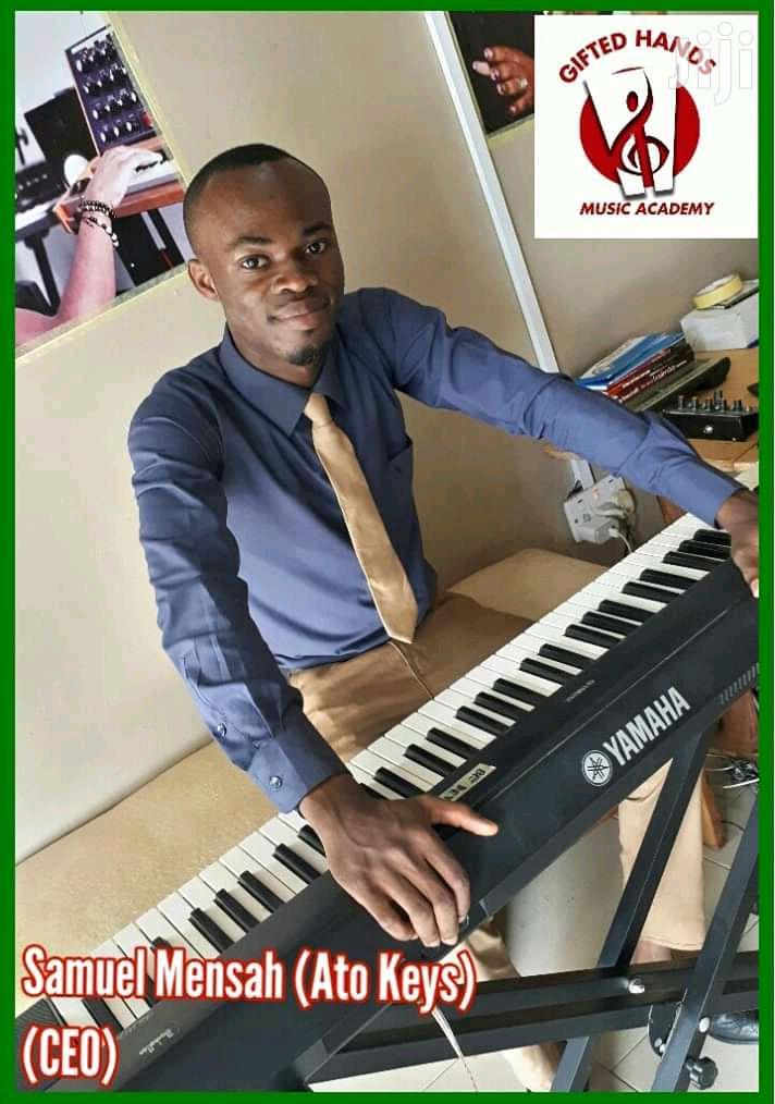 Pianist & Music Director