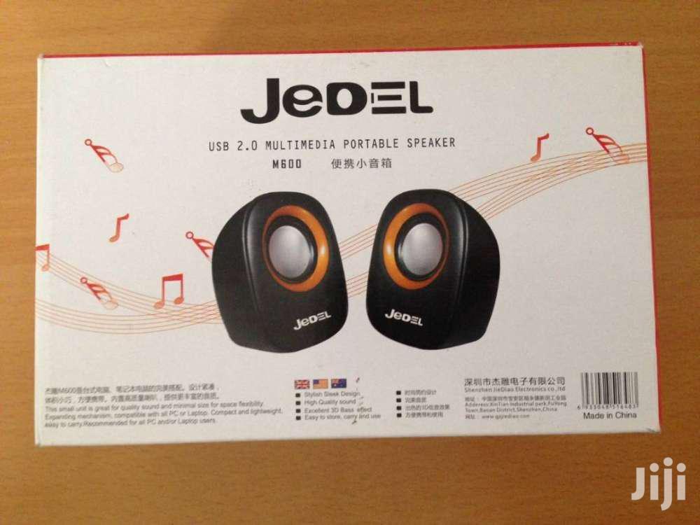 Jedel M600 USB Speaker
