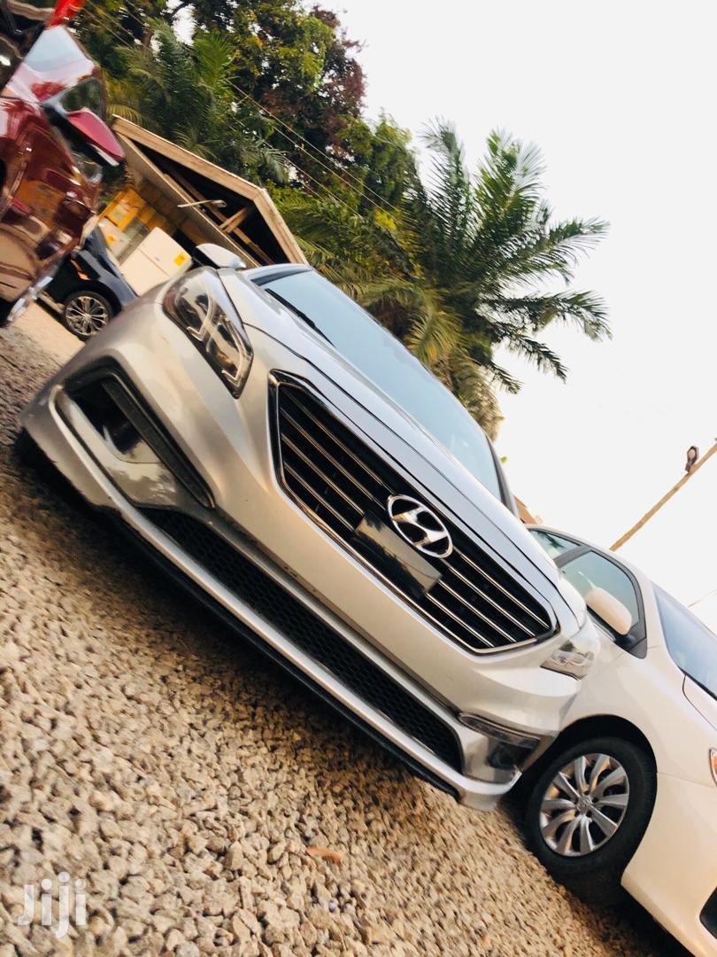 Hyundai Sonata 2016 Silver | Cars for sale in Kwahu East, Eastern Region, Ghana