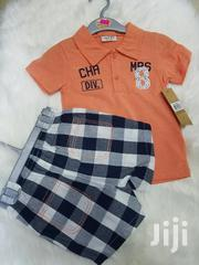 Classic And Unique Top And Down Shorts For Baby Boys | Children's Clothing for sale in Greater Accra, North Kaneshie