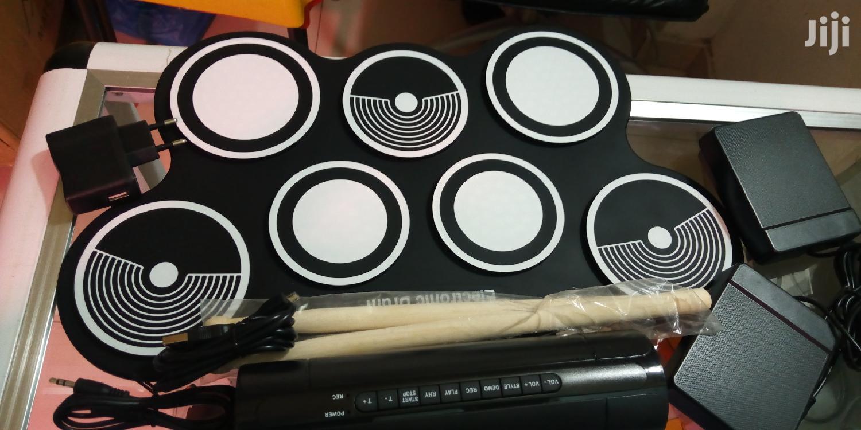 7pics Electric Drum