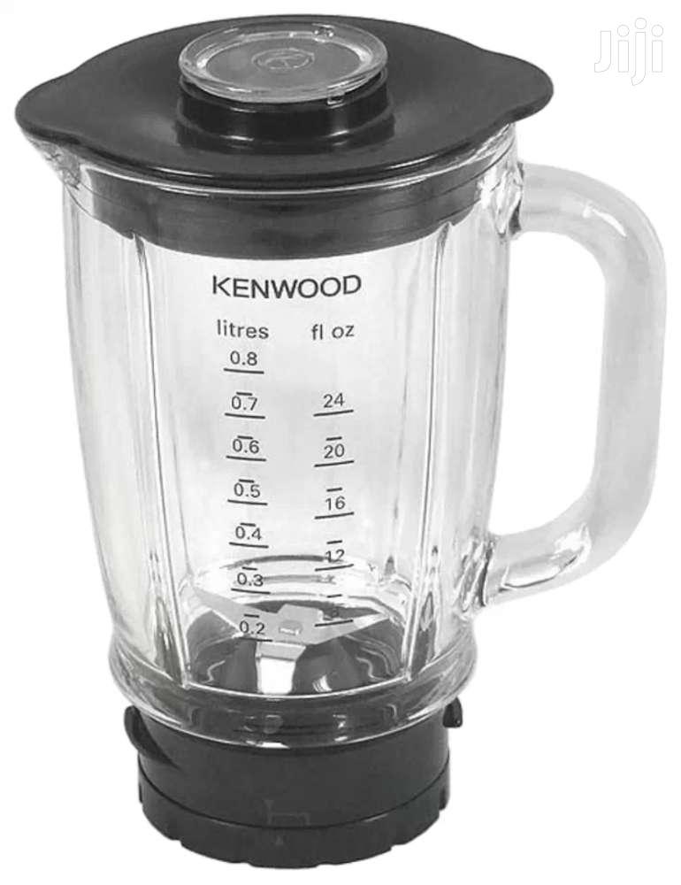 Archive: Kenwood Glass Blender