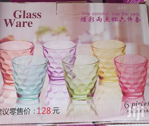 6 Pieces Drinking Glass Set | Kitchen & Dining for sale in Greater Accra, Accra Metropolitan