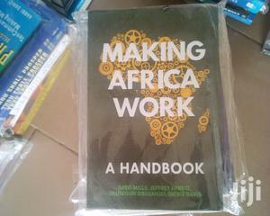 Making Africa Work.   Books & Games for sale in Ashanti, Kumasi Metropolitan