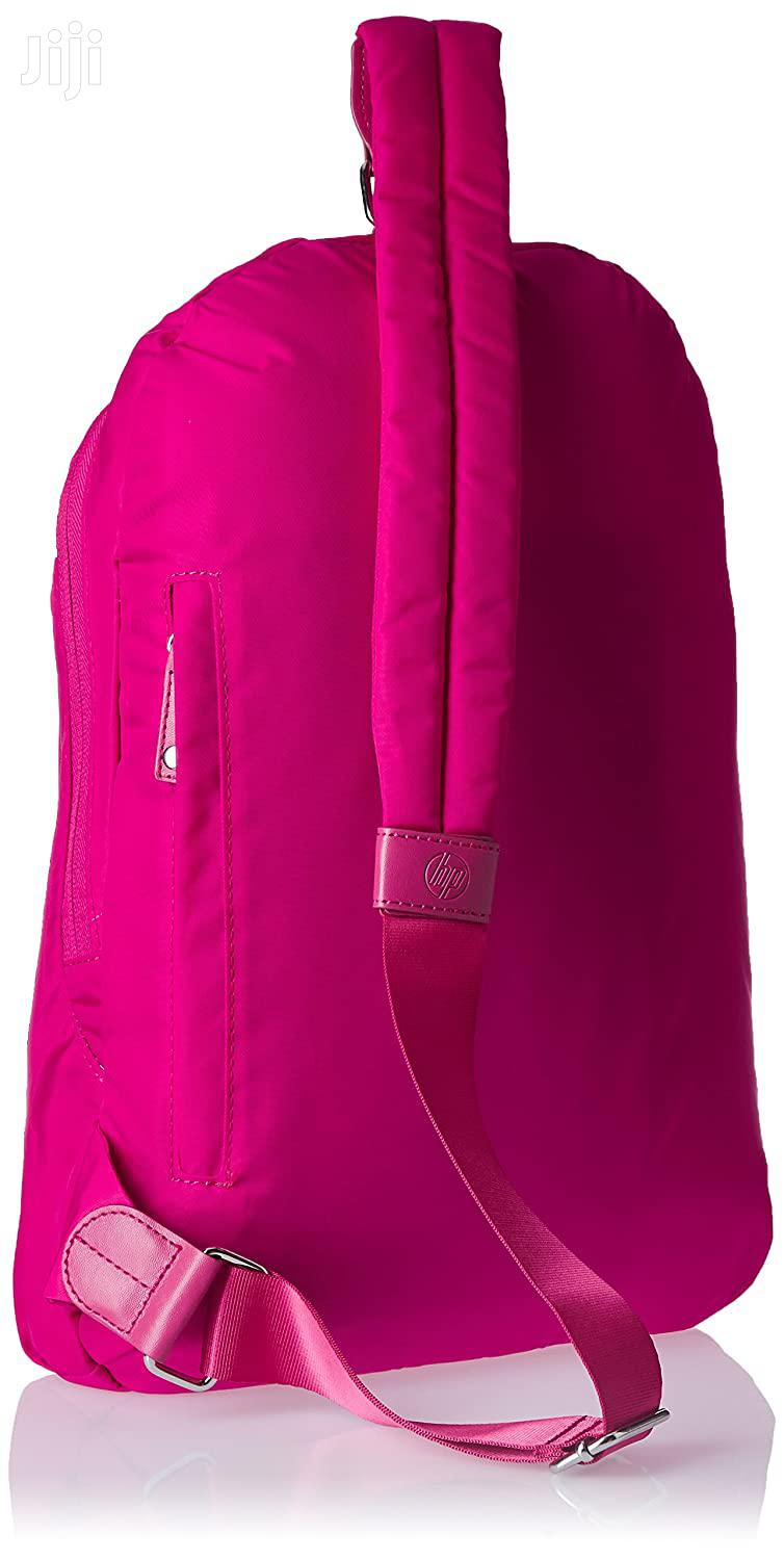 HP 14-inch Laptop Sling Bag Pink Black And Purple | Bags for sale in Kokomlemle, Greater Accra, Ghana