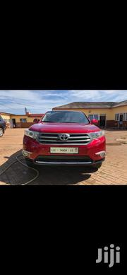 Toyota Highlander 3.5L 4WD 2013 Red   Cars for sale in Greater Accra, Accra Metropolitan