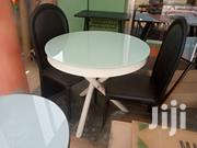 Dining Table With Two Chairs | Furniture for sale in Greater Accra, Kokomlemle