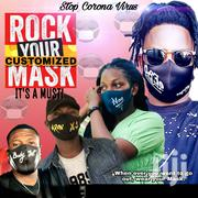 Face Mask (Costomised) | Clothing Accessories for sale in Greater Accra, New Mamprobi