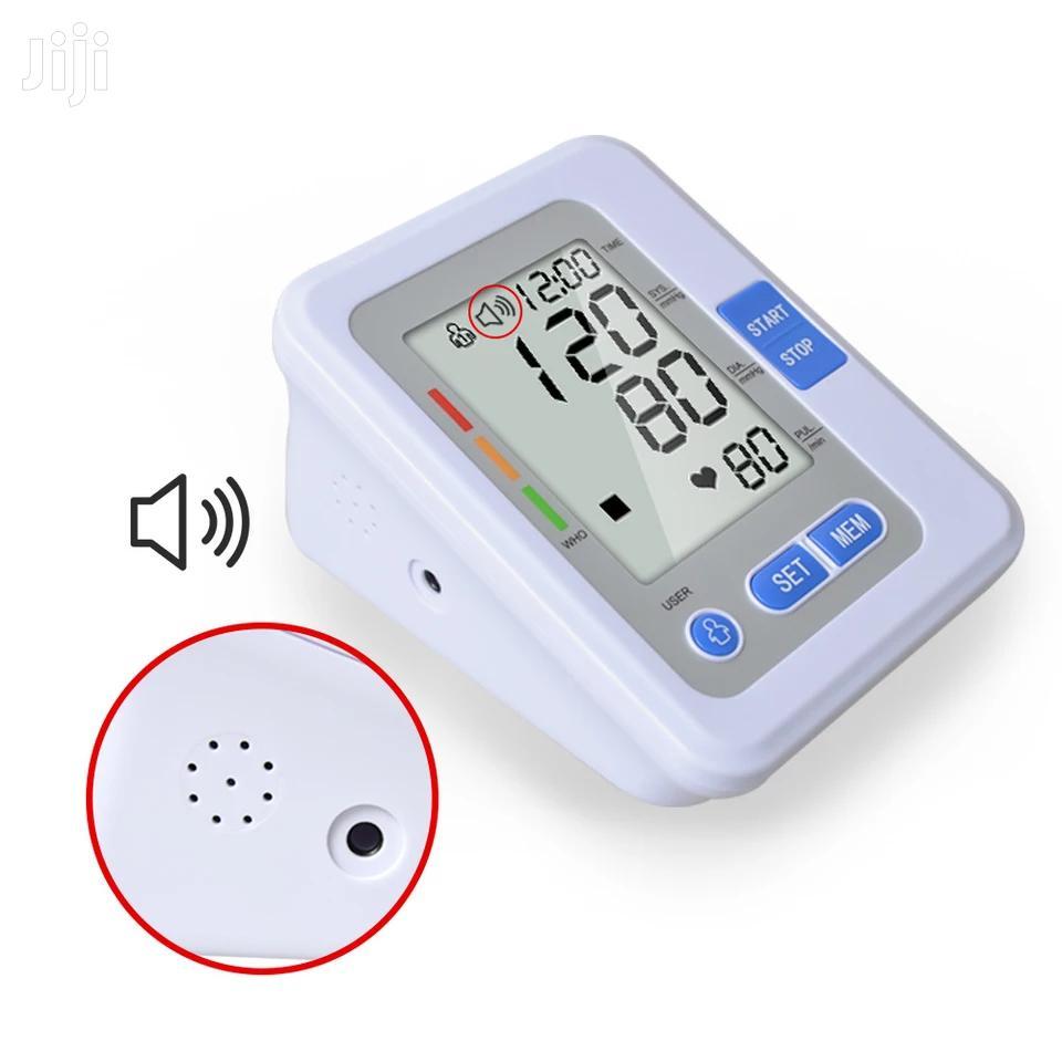 Blood Pressure Monitor | Tools & Accessories for sale in Ejisu-Juaben Municipal, Ashanti, Ghana