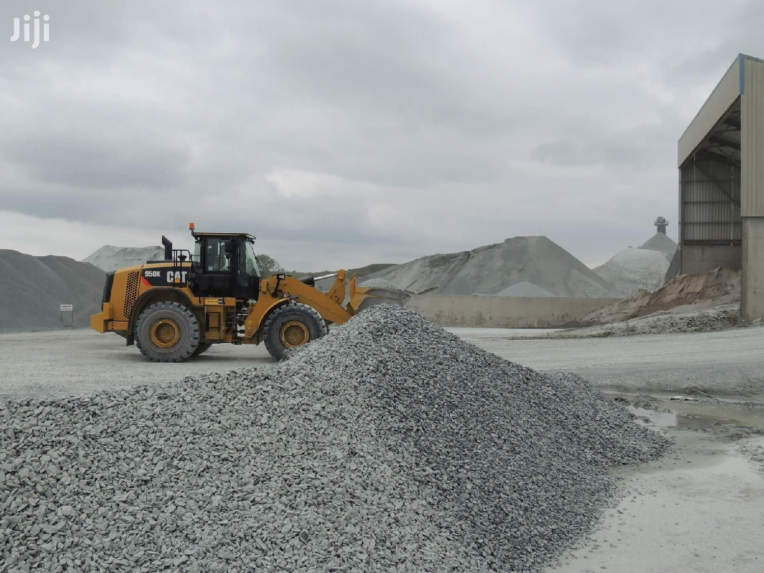 Quarry Stones And Sand Supply