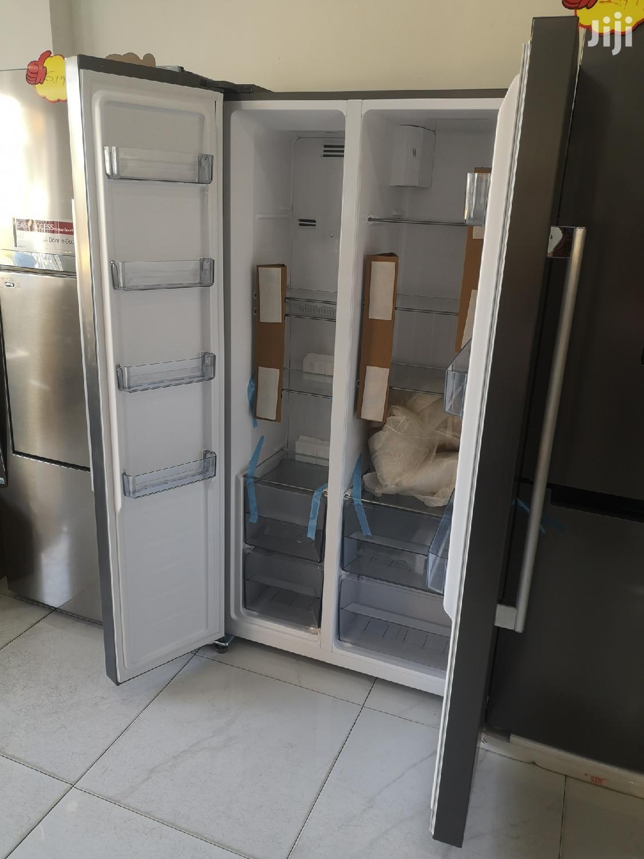 Bruhm Side By Side Ref 436lts | Kitchen Appliances for sale in Kumasi Metropolitan, Ashanti, Ghana