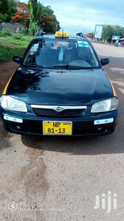 Mazda 323 2002 1.6 Black | Cars for sale in Brong Ahafo, Jaman North