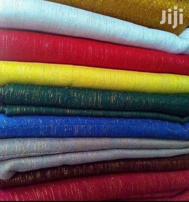 Archive: Shimmering Kente Fabrics