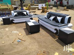 Quality Leather Sofa Set | Furniture for sale in Greater Accra, Achimota