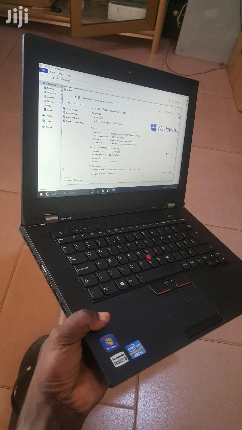 Laptop Lenovo ThinkPad Edge E520 6GB Intel Core I5 HDD 500GB | Laptops & Computers for sale in Tamale Municipal, Northern Region, Ghana