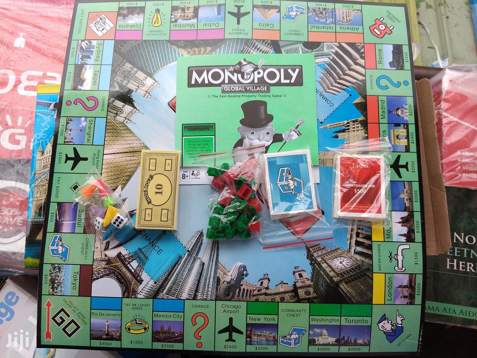 Monopoly Board Game | Books & Games for sale in Accra Metropolitan, Greater Accra, Ghana